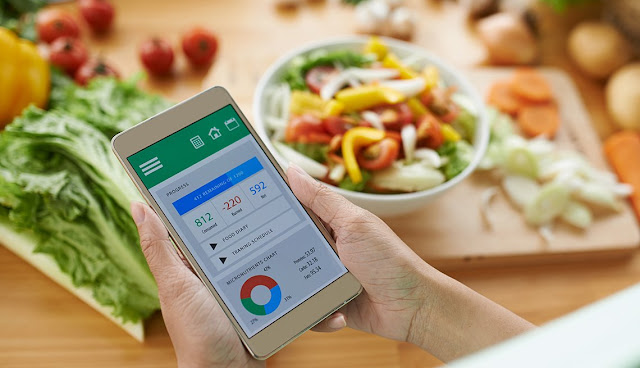 Smartphone study points to new ways to measure food consumption
