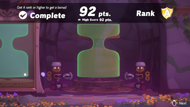 Ring Fit Adventure Squattery Wheel complete results bonus tips Game Gym minigame