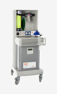 Electricity Free Anesthesia with the Universal Anesthesia Machine (UAM)