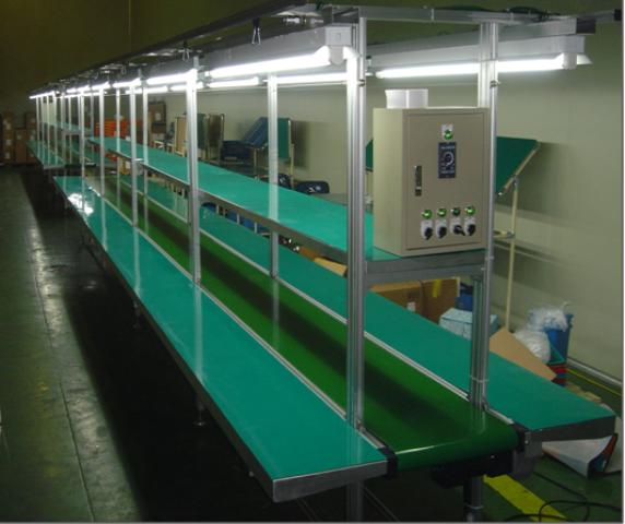 Nguyên tắc và lưu ý khi thiết kế băng tải công nghiệp
