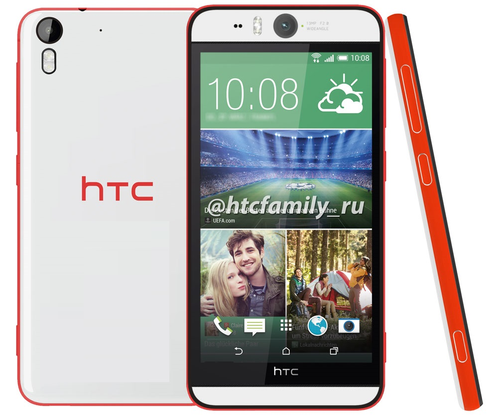 Best deal for HTC Desire Eye on EU