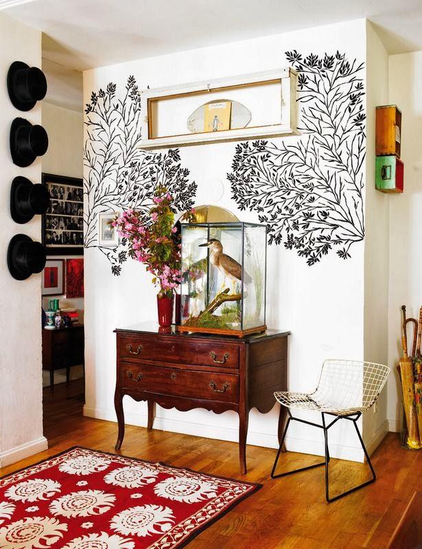 wunderkammer die wohnung von f tima de burnay in madrid la casa de f tima de burnay en. Black Bedroom Furniture Sets. Home Design Ideas