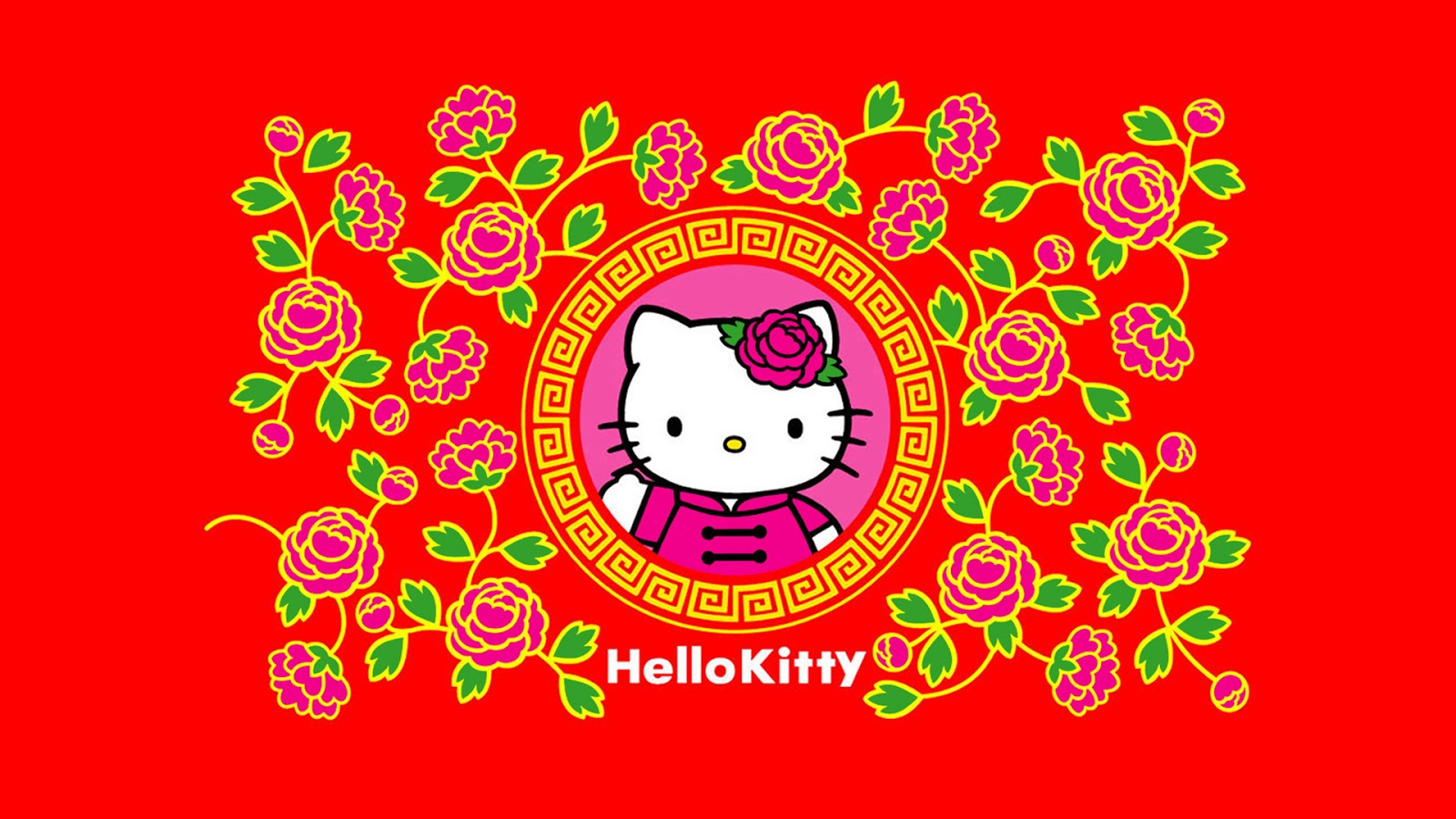 Hello Kitty Pink Cute Wallpaper Bergerak Wallpaper Android Iphone Wallpaper Hello Kitty Hd