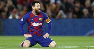 Official: Barca star Lionel Messi wins 9-year legal battle to trademark his surname