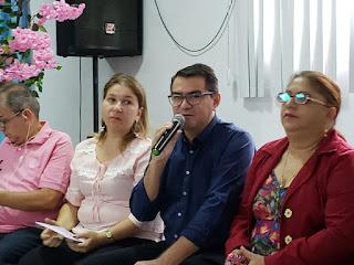"""VIII Semana do bebê tem início em Picuí com o programa """"chá do bebê com o prefeito"""""""