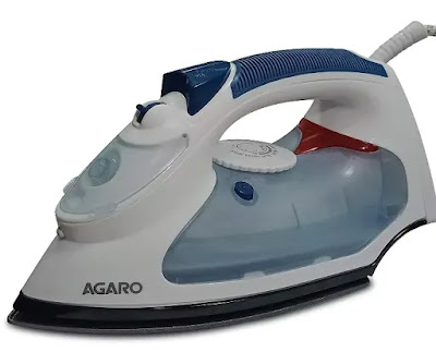 AGARO - 33395 Shine Steam Iron | Best Steam Irons for Home Use in India | Best Steam Iron Reviews