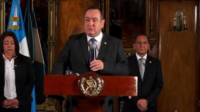 Guatemala declara estado de calamidad y alerta roja por COVID-19