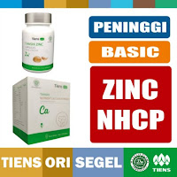 Tiens / Tianshi PAKET PENINGGI BADAN SILVER | Zinc + NHCP Kalsium Dewasa Calcium