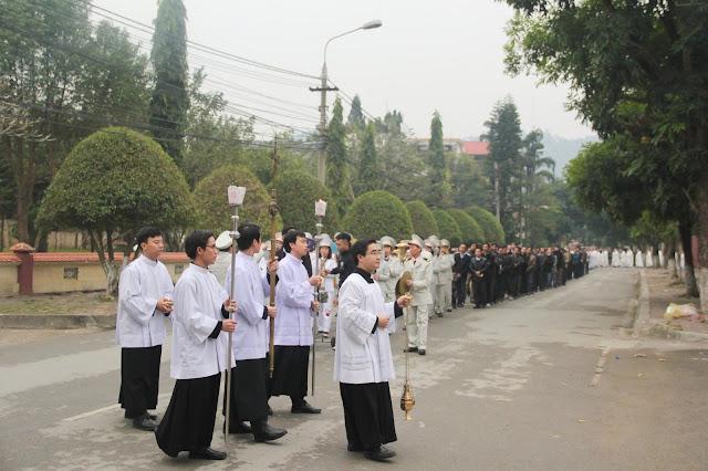 Lễ truyền chức Phó tế và Linh mục tại Giáo phận Lạng Sơn Cao Bằng 27.12.2017 - Ảnh minh hoạ 84