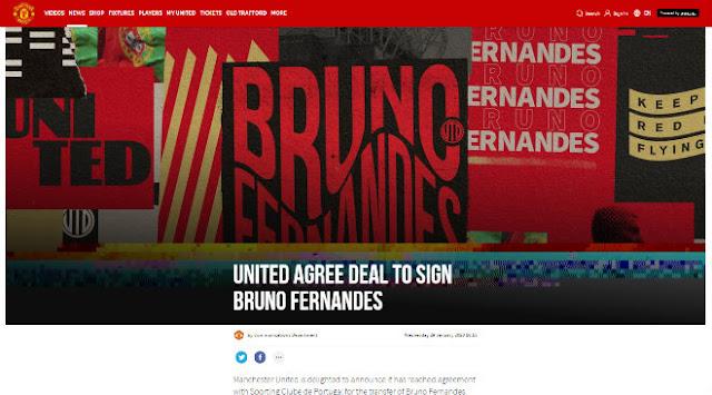 """MU nổ """"bom tấn"""" Bruno Fernandes: Trang chủ xác nhận, triệu fan hân hoan"""