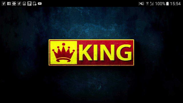 KING TV  PLAYER POUR TABLETTES ET SMARTPHONE ANDROID