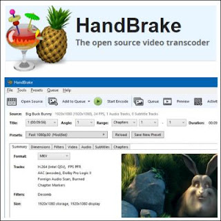 Video decoder compressor - Cara mengecilkan ukuran File Video