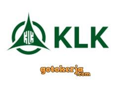 Lowongan Kerja Kuala Lumpur Kepong Berhad (KLK)