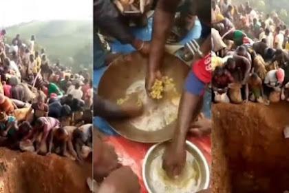 Gunung Emas Kongo Yang Viral dan Faktanya