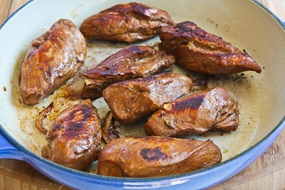 ... Filipino Chicken Adobo (Chicken Cooked in Soy Sauce and Vinegar
