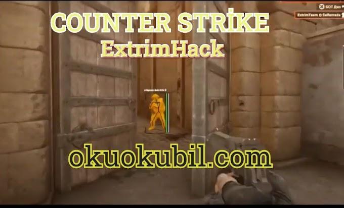 Counter Strike v1.2.10 ExtrimHack Yeni Otomatik Ateş Aimbot Mega Hileli İndir