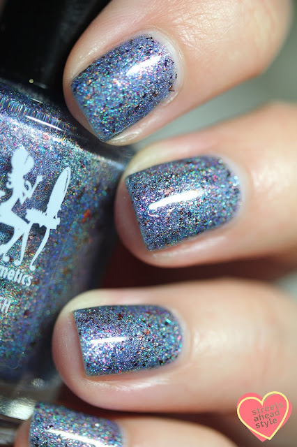 Girly Bits Cosmetics Dreamlike swatch by Streets Ahead Style