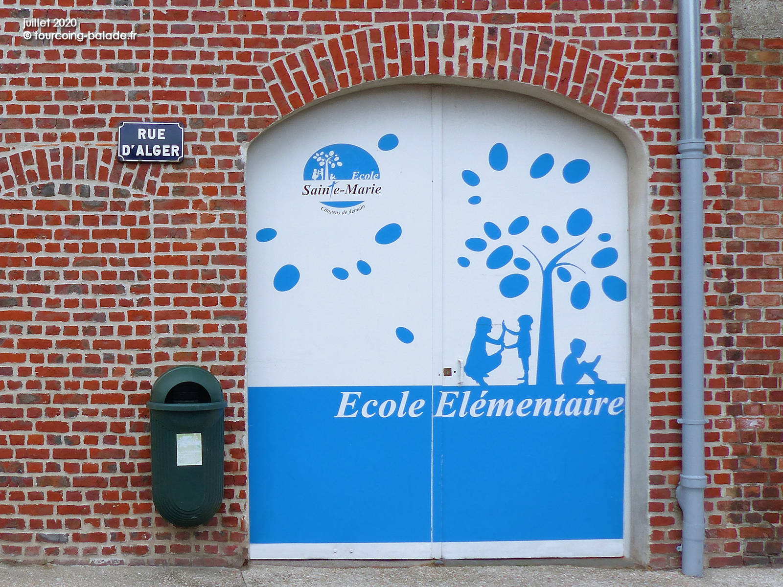 École Catholique Privée Sainte Marie, Tourcoing 2020