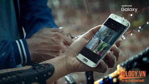 Samsung Galaxy S7 Edge  chống thấm nước tốt