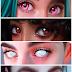 olhos e cabelos imagens