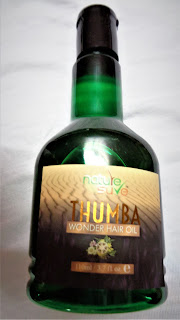 Thumba hair oil
