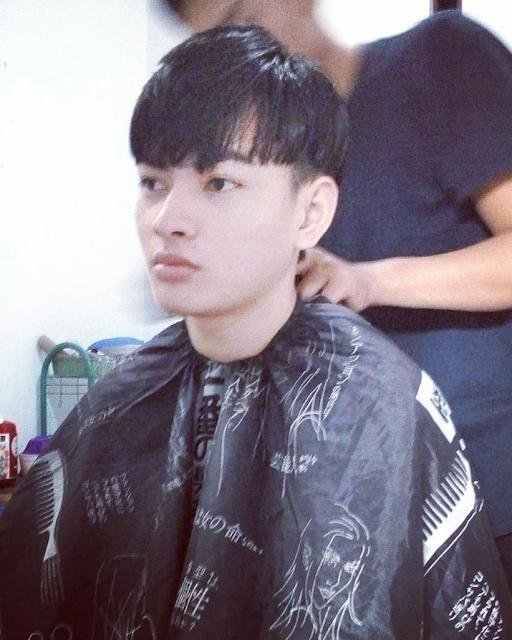 Two Block Hair Cut
