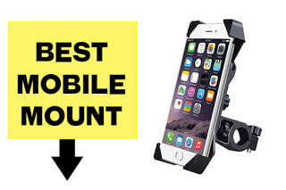 Top 10 best Mobile mounts for bike