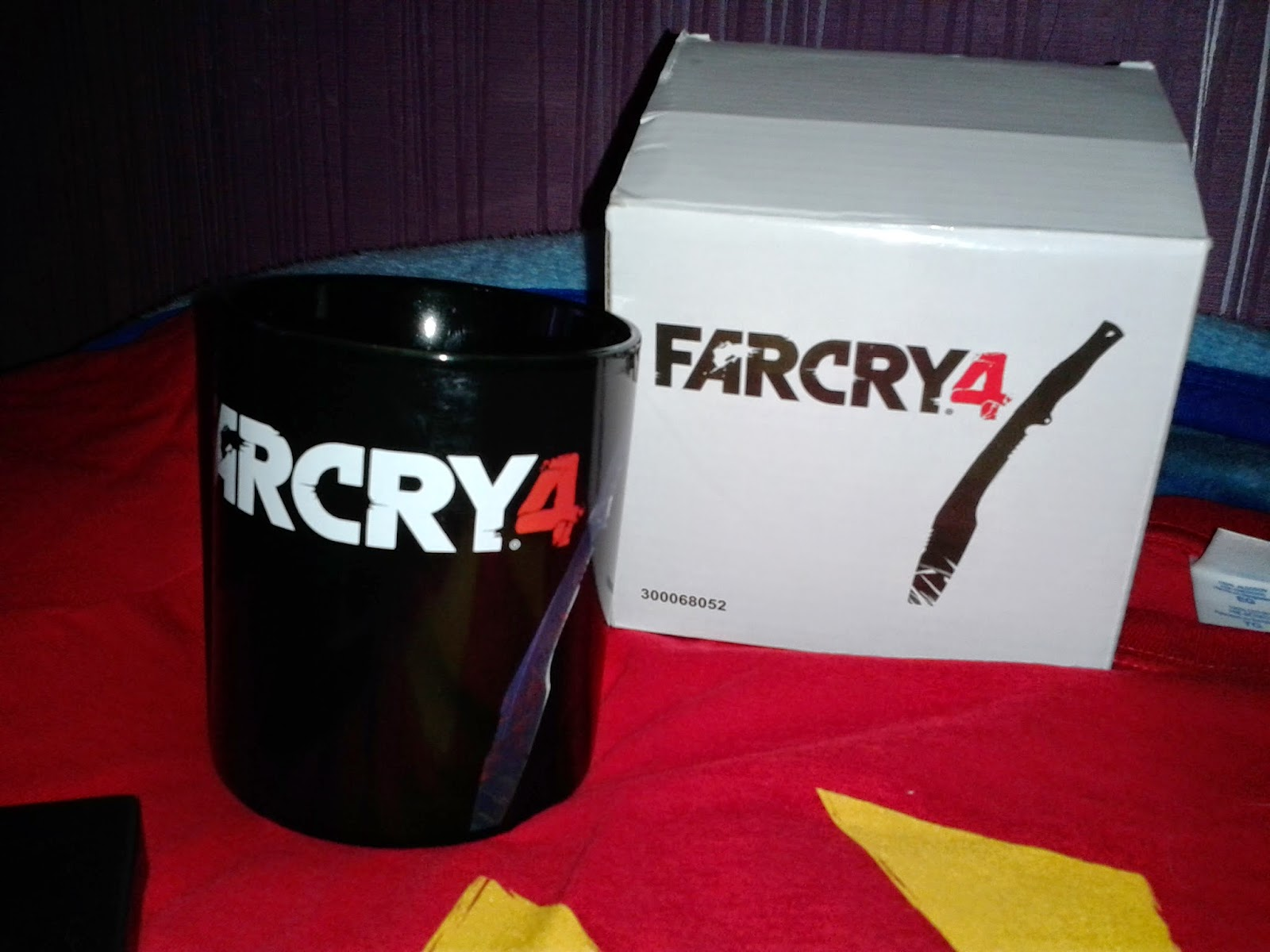 Paczka od gra.pl Far Cry 4