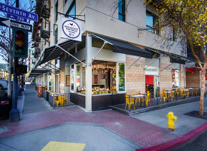 Park Square Cafe Hours