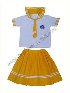 model seragam anak tk terbaru model seragam tk korea
