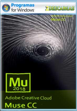 Adobe Muse CC v2018.1.1.6 Full (Español) [Mega y GDrive]