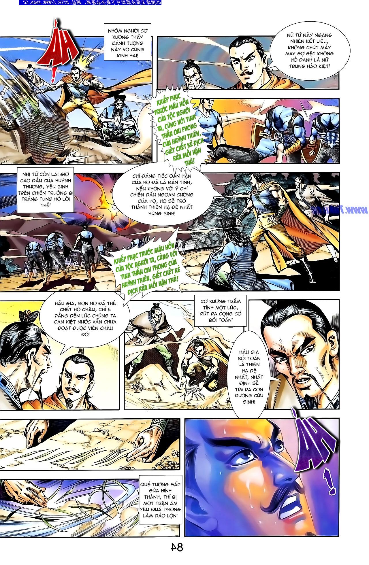 Cơ Phát Khai Chu Bản chapter 135 trang 10