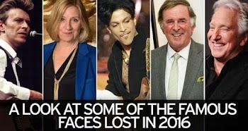 Γιατί πέθαναν μέσα στο 2016 τόσοι πολλοί διάσημοι