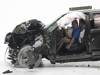 IIHS Truck Crash Test Ratings