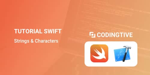 Tutorial swift strings and characters
