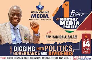 OOMPA Postpone The Media Parley By A Week