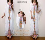 Kamela Kaftan Bordir SOLD OUT