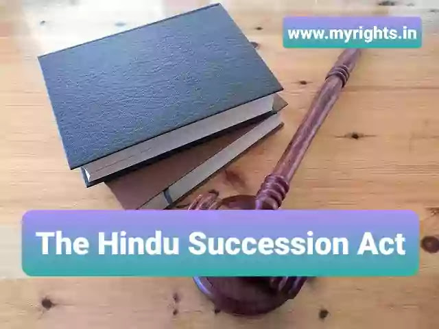 The Hindu Succession Act, 1956