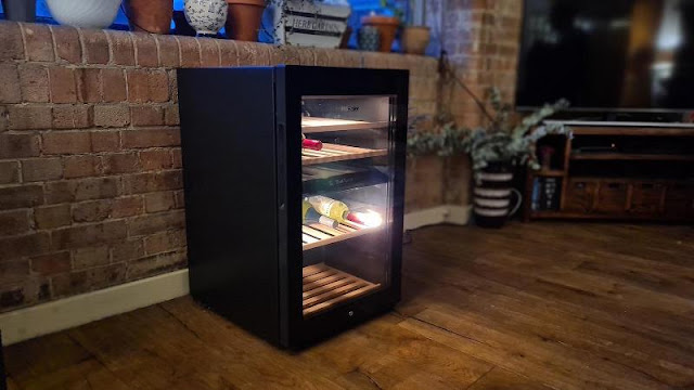 Haier Wine Bank 50 Series 7 Review