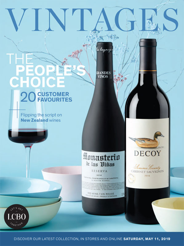 LCBO Wine Picks: May 11, 2019 VINTAGES Release