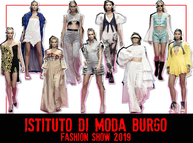 low priced ea654 79ee2 From Woodstock to Glam Rock: the graduate fashion show of ...