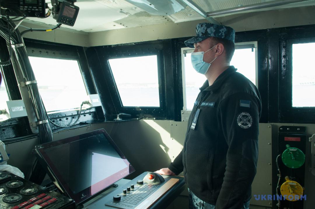 Як українські моряки освоюють американські Айленди