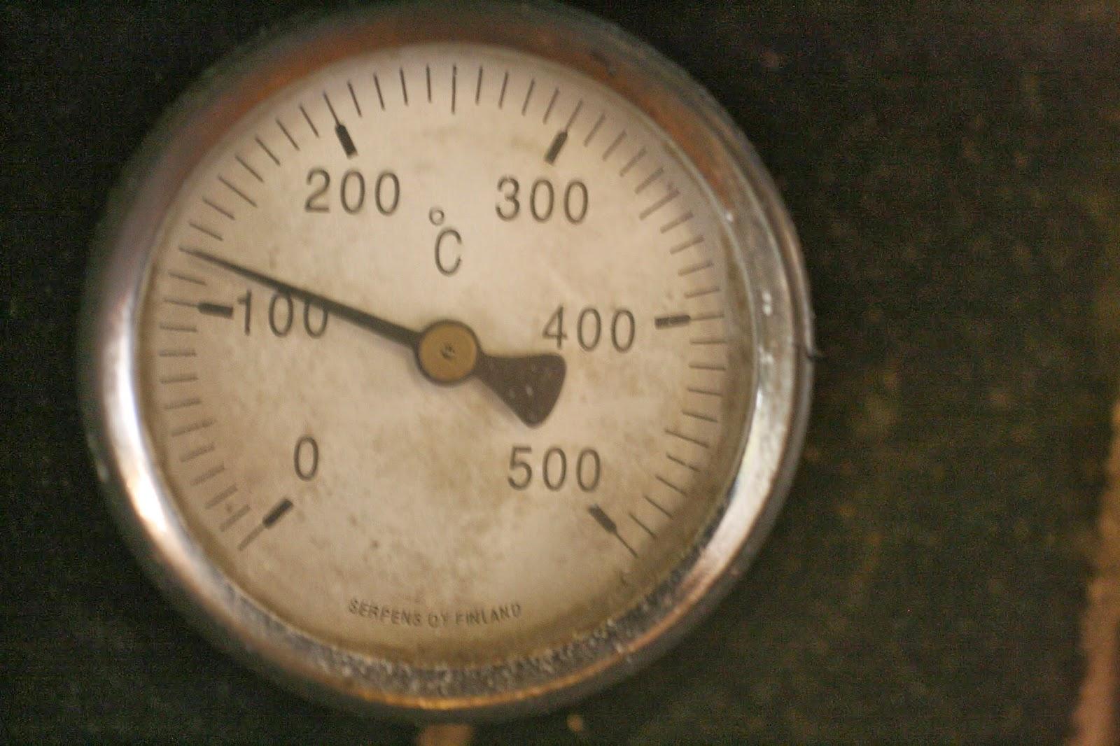 Leivinuunin Lämpömittari