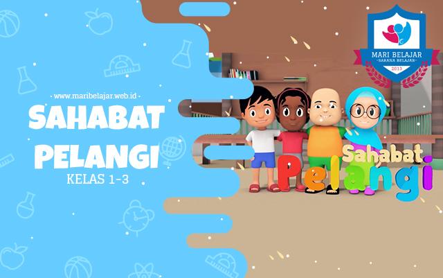 Mari Belajar - Sahabat Pelangi: Kue Bolu (20 April 2020)