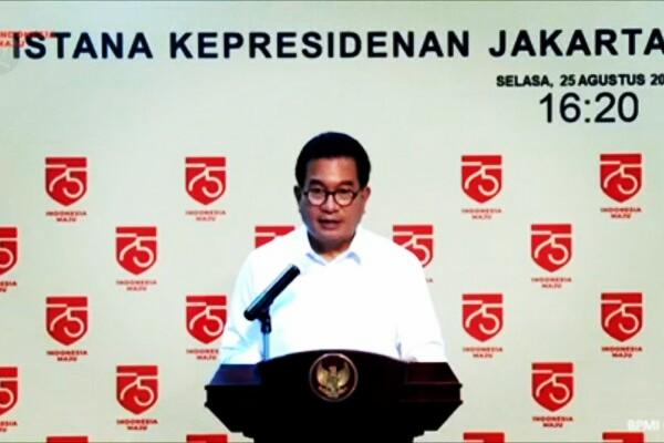 Ketua Subbidang Edukasi Perubahan Perilaku, Satuan Tugas Penanganan Covid-19 Harris Iskandar