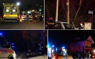 Κατσικά: Τραγωδία σε τροχαίο, ένας 19χρονος νεκρός, δύο νέοι τραυματίες