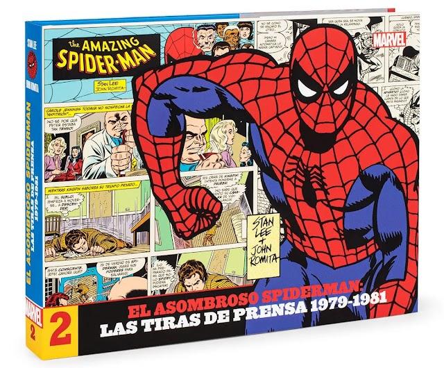 El Asombroso Spiderman, Las Tiras de Prensa Vol. 2: 1979-1981. La crítica