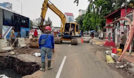 Juaini Ungkap Dinas SDA Jakarta Target 5 Ribu Drainase Vertikal Antisipasi Banjir