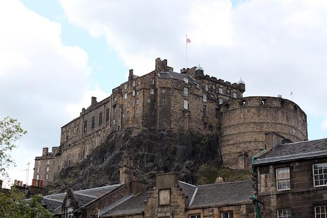 Ensikosketus Edinburghiin 20