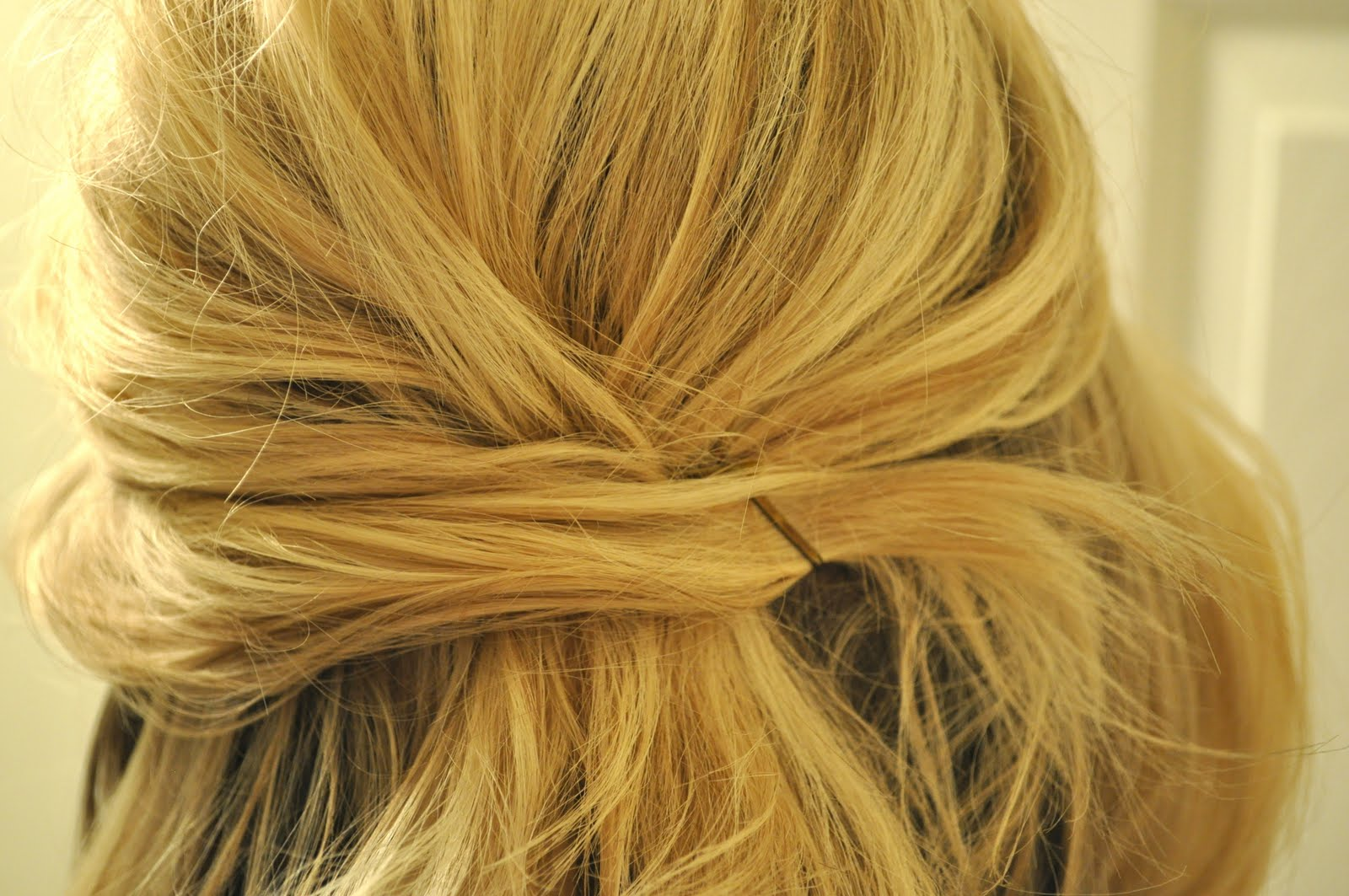 Admirable Half Up To Full Updo The Small Things Blog Hairstyle Inspiration Daily Dogsangcom